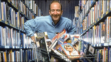 Amazon.com Jeff Bezos