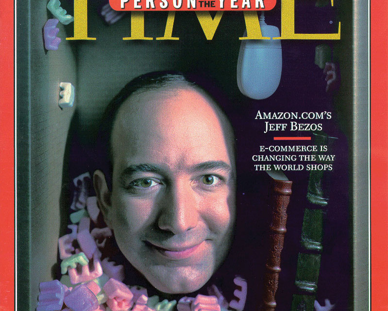 jeff bezos Time Magazine