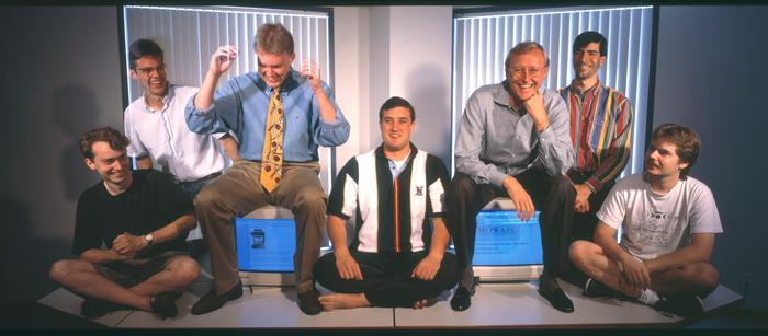 The Netscape Team